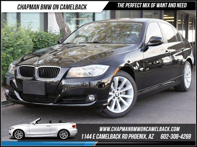 2011 BMW 3-Series Sdn 328i Valu Pkg 33181 miles 1144 E CAMELBACK RD March CPO Sales Event All