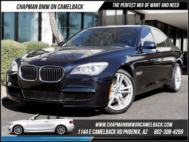 2011 BMW 7-Series 740i MSport Pkg Nav 45569 miles 1144 E CAMELBACK RD March CPO Sales Event A