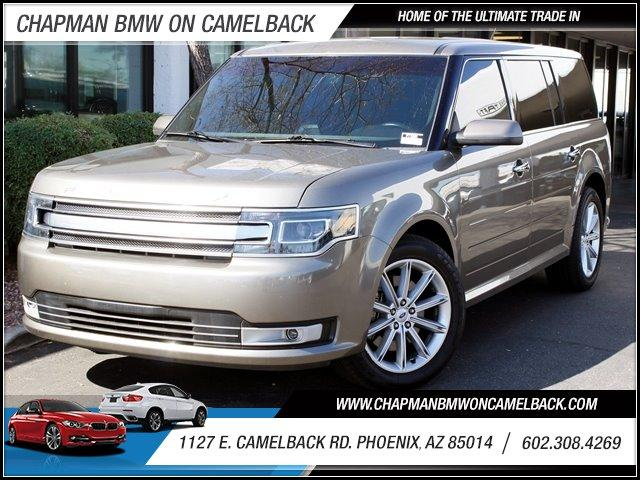 2013 Ford Flex Limited AWD 44183 miles 1127 E Camelback BUY WITH CONFIDENCE Chapman BMW i