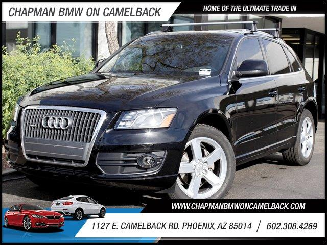 2012 Audi Q5 20T quattro Premium Plus 44525 miles 1127 E Camelback BUY WITH CONFIDENCE C