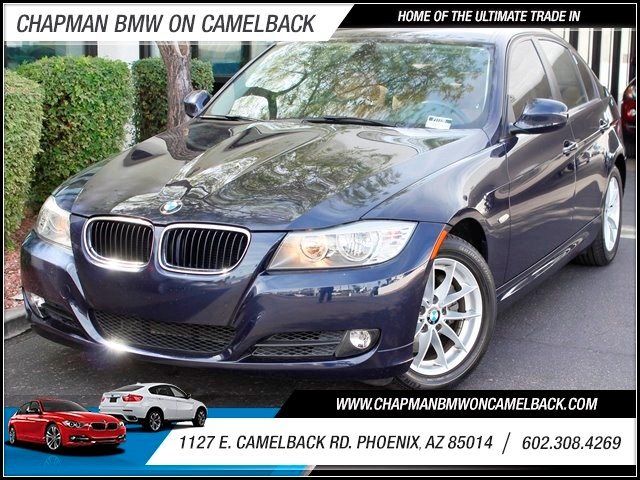 2010 BMW 3-Series Sdn 328i 43285 miles 1127 E Camelback BUY WITH CONFIDENCE Chapman BMW i