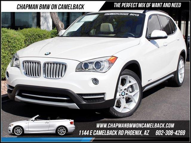 2013 BMW X1 35i Xline Prem Pkg AWD 4511 miles 1144 E CAMELBACK RD March CPO Sales Event All 2