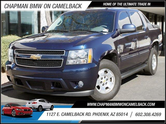 2010 Chevrolet Avalanche 2WD Crew Cab 130 LT 57291 miles 1127 E Camelback BUY WITH CONFIDENCE
