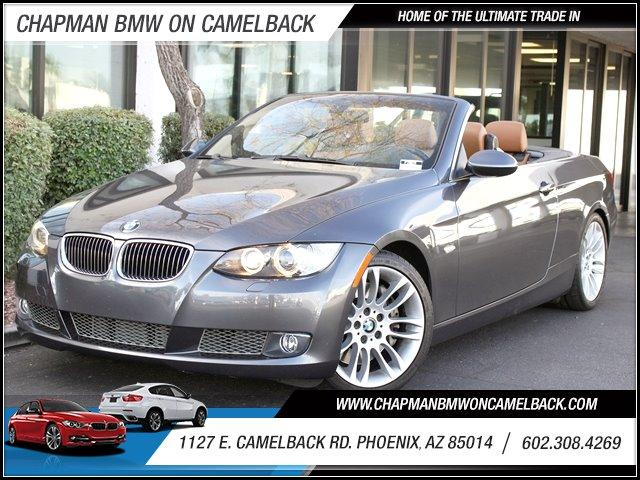 2008 BMW 3-SERIES 2DR CONV 335I