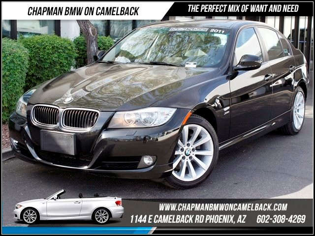 2011 BMW 3-Series Sdn 328i xDrive Prem Pkg 40038 miles 1144 E CAMELBACK RD March CPO Sales Even