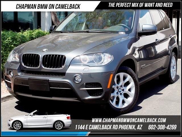 2011 BMW X5 35i AWD TechConv Pkgs NAV 45185 miles 1144 E CAMELBACK RD March CPO Sales Event