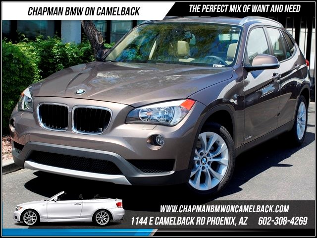 2014 BMW X1 28i AWD 12542 miles 1144 E Camelback BMW Executive Demo saleChapman BMW on Camelba