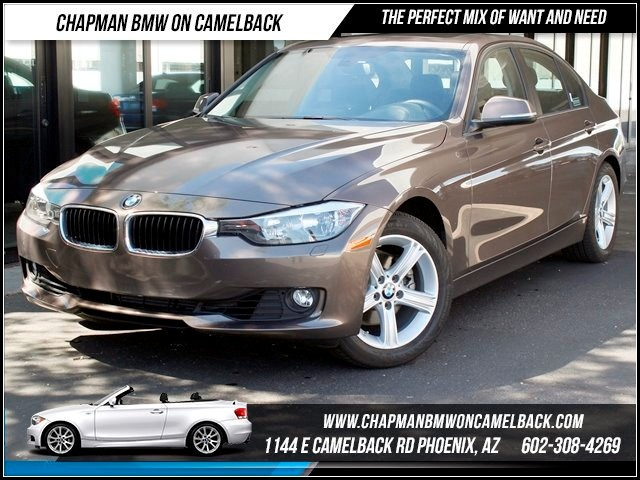 2013 BMW 3-Series Sdn 328i PremTech Pkg NAV 19453 miles 1144 E Camelback BMW Executive Demo sal