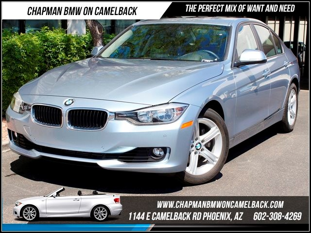 2013 BMW 3-Series Sdn 328i PremTech Pkg NAV 14115 miles 1144 E Camelback BMW Executive Demo sal