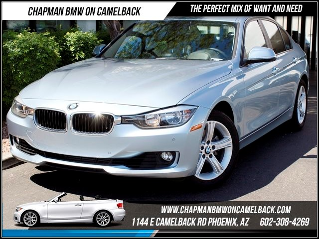 2013 BMW 3-Series Sdn 328i PremTech Pkg NAV 12881 miles 1144 E Camelback BMW Executive Demo sal