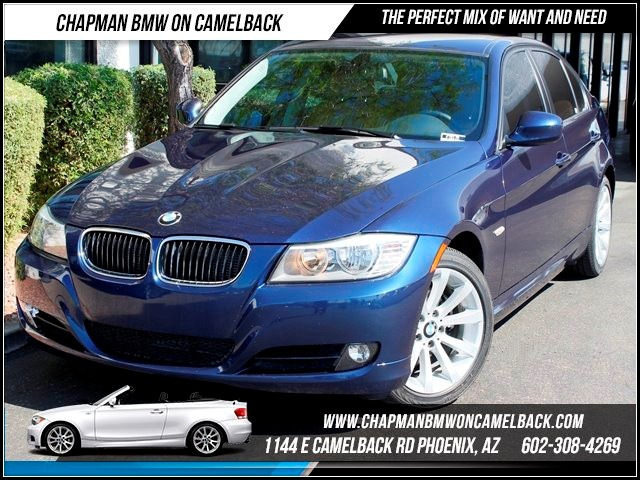 2011 BMW 3-Series Sdn 328i 41305 miles 1144 E Camelback Summer is here and the deals are sizzlin
