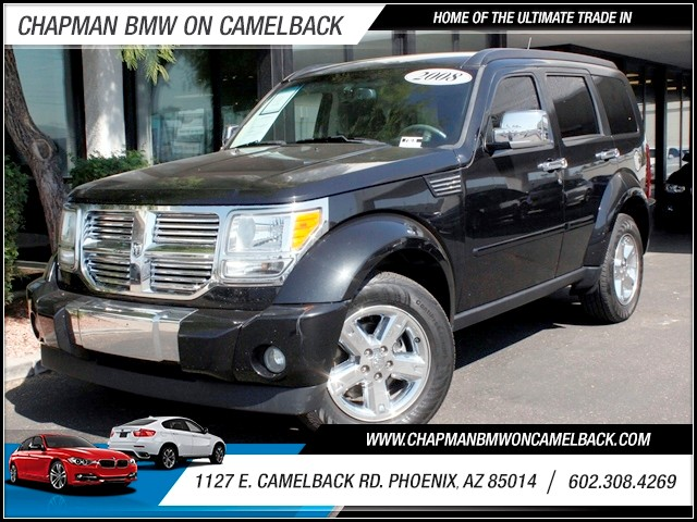 2008 Dodge Nitro SLT 74107 miles 1127 E Camelback BUY WITH CONFIDENCE Chapman BMW Used Ca