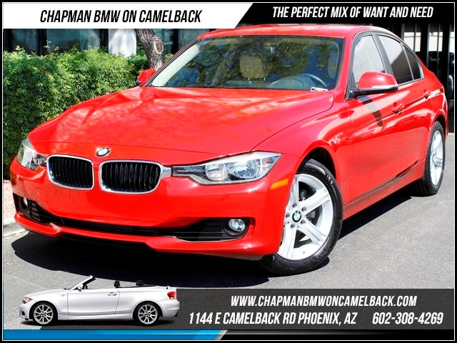 2013 BMW 3-Series Sdn 328i 20264 miles 1144 E Camelback BMW Executive Demo saleChapman BMW on