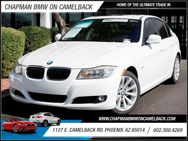 2011 BMW 3-Series Sdn 328i 38400 miles 1144 E Camelback Chapman BMW on Camelback in Phoenix is t