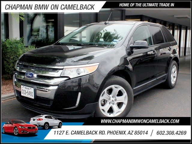 2013 Ford Edge SEL 39552 miles 1127 E Camelback BUY WITH CONFIDENCE Chapman BMW is locate