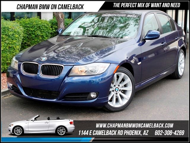 2011 BMW 3-Series Sdn 328i 44399 miles 1144 E Camelback Chapman BMW on Camelback in Phoenix is t