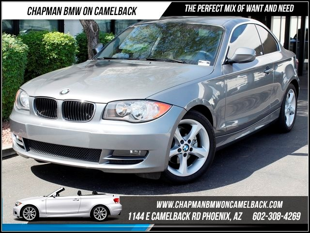 2011 BMW 1-Series 128i 33669 miles 1144 E Camelback Chapman BMW on Camelback in Phoenix is the C
