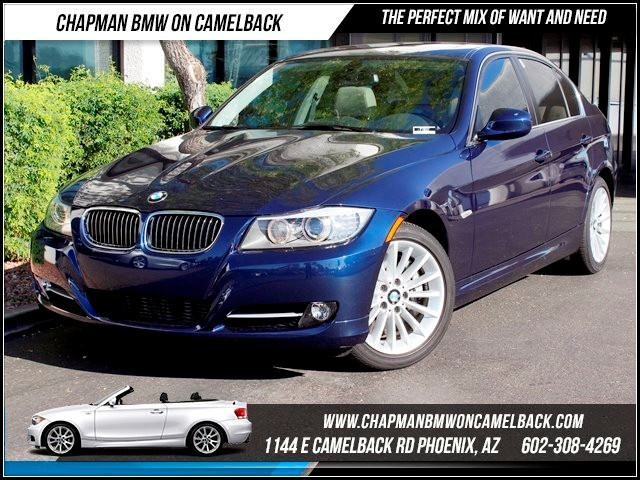 2011 BMW 3-Series Sdn 335i 24989 miles 1144 E Camelback Chapman BMW on Camelback in Phoenix is t