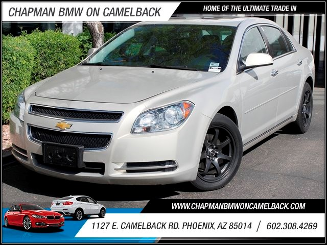 2012 Chevrolet Malibu LT 45234 miles 1127 E Camelback BUY WITH CONFIDENCE Chapman BMW is