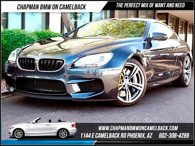 2013 BMW M6 Coupe 9400 miles 1144 E CamelbackSummer is here and the deals are sizzling Chapman