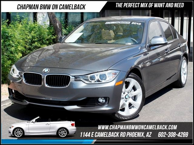 2013 BMW 3-Series Sdn 335i 8722 miles 1144 E CAMELBACK RD Over 150 Certified Pre Owned BMWS in