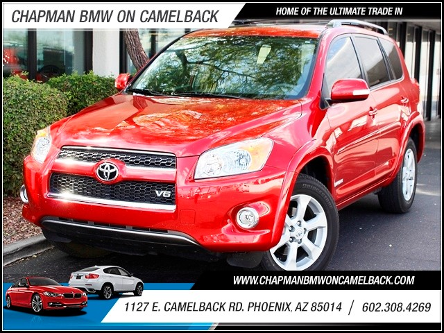 2012 Toyota RAV4 Limited 37748 miles 1127 E Camelback BUY WITH CONFIDENCE Chapman BMW is