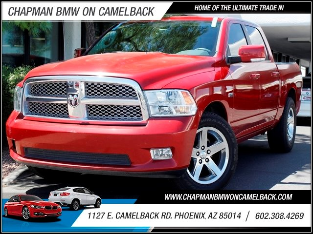 2009 Dodge Ram 1500 SLT Sport Crew Cab 80023 miles 1127 E Camelback BUY WITH CONFIDENCE C