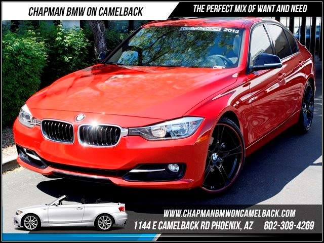 2013 BMW 3-Series Sdn 328i 15113 miles 1144 E Camelback BMW Executive Demo saleChapman BMW on