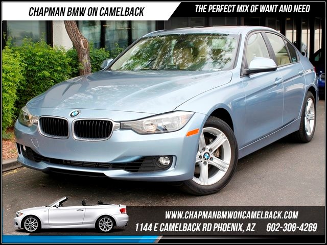 2014 BMW 3-Series Sdn 328i Prem Tech Nav 13934 miles 1144 E Camelback BMW Executive Demo saleC