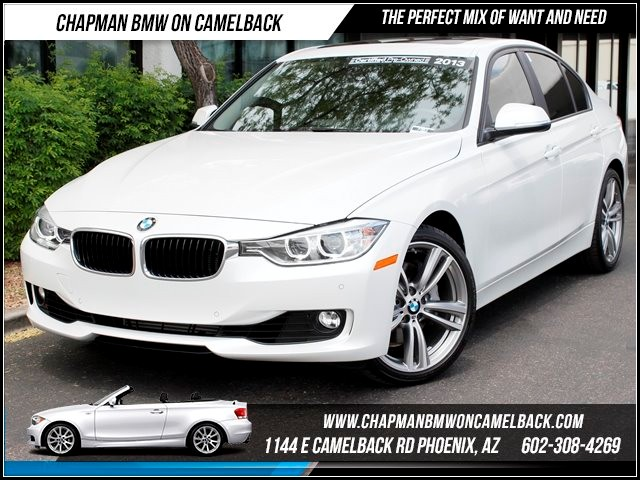 2013 BMW 3-Series Sdn 335i 12668 miles 1144 E Camelback BMW Executive Demo saleChapman BMW on