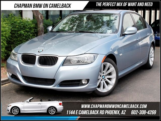 2011 BMW 3-Series Sdn 328i Prem Pkg Heated Seats 48134 miles 1144 E Camelback Chapman BMW on Cam