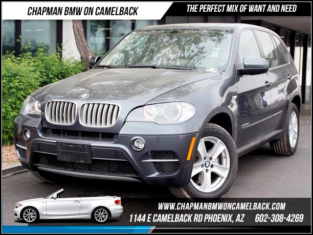 2011 BMW X5 xDrive35d 47975 miles 1144 E Camelback Chapman BMW on Camelback in Phoenix is the CP