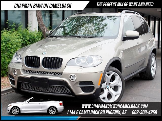2012 BMW X5 xDrive35i Sport Activity Nav Col 47115 miles 1144 E Camelback Chapman BMW on Camelba