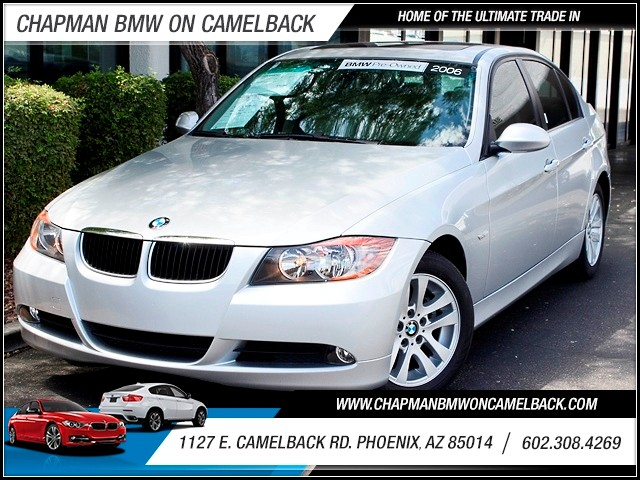 2006 BMW 3-Series Sdn 325i 63375 miles 1127 E Camelback Rd Summer Deals are Hot we have the