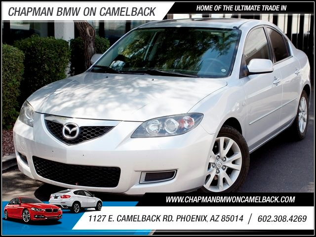 2008 Mazda MAZDA3 i Touring 89359 miles 1144 E CamelbackSummer is here and the deals are sizzlin