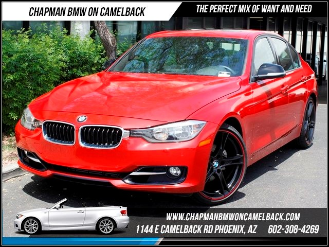 2013 BMW 3-Series Sdn 328i 14430 miles 1144 E Camelback Chapman BMW on Camelback in Phoenix is t