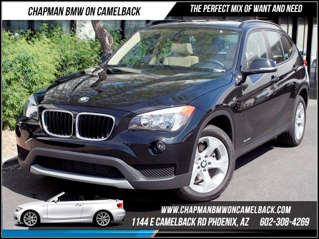 2013 BMW X1 sDrive28i 5325 miles 1144 E Camelback Chapman BMW on Camelback in Phoenix is the CPO