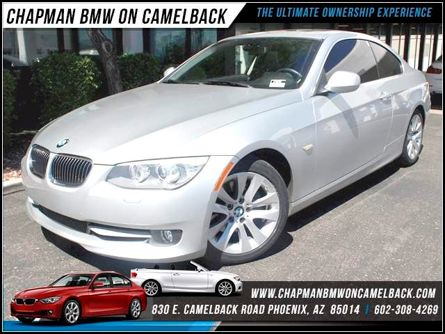 2011 BMW 3-Series Cpe 328i 35251 miles 1144 E Camelback The BMW Certified Edge Sales Event If