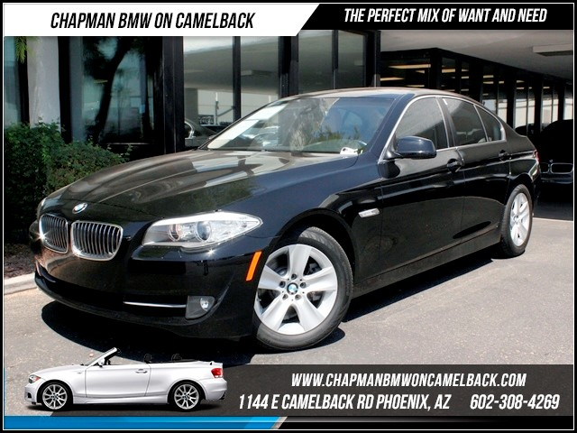 2011 BMW 5-Series 528i 46792 miles 1144 E Camelback Summer is here and the deals are sizzling