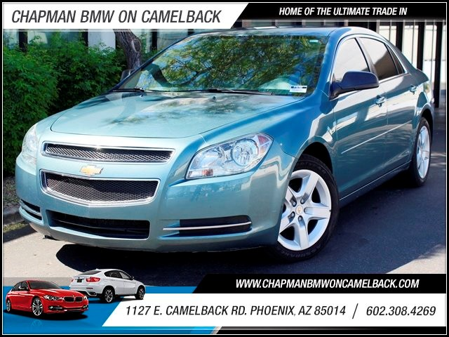 2009 Chevrolet Malibu LS 85369 miles Cruise control Steering wheel tilt and telescopic Front wi