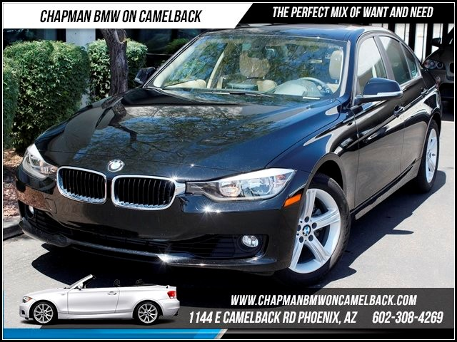 2014 BMW 3-Series Sdn 328i 18737 miles 1144 E Camelback BMW Executive Demo saleChapman BMW on