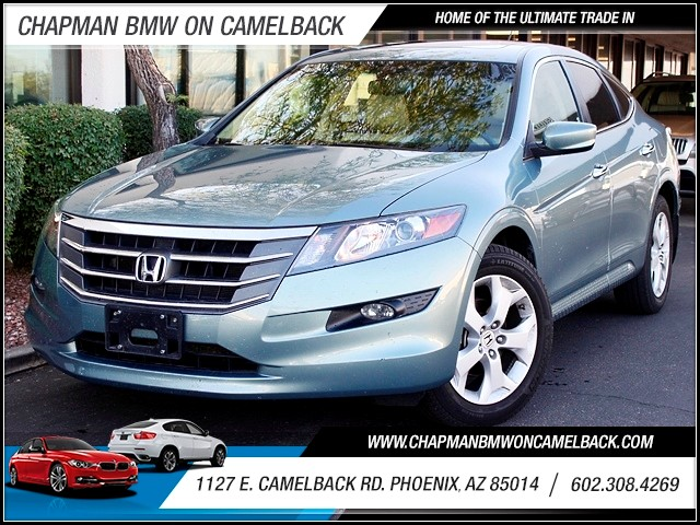 2010 Honda Accord Crosstour EX-L 46210 miles 1127 E Camelback BUY WITH CONFIDENCE Chapman