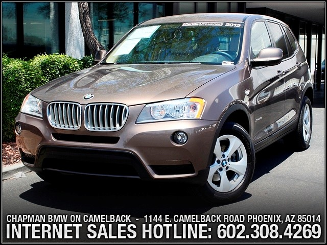 2012 BMW X3 xDrive28i 38938 miles 1144 E Camelback Summer is here and the deals are sizzling C