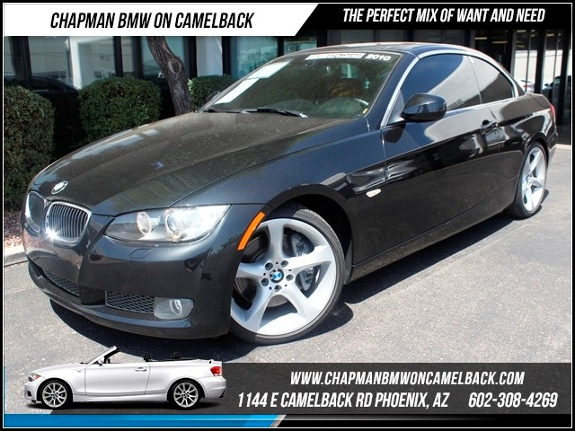 2010 BMW 3-Series Conv 335i 32763 miles 1144 E Camelback Summer is here and the deals are sizzli