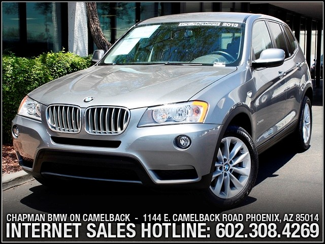 2013 BMW X3 xDrive28i 33045 miles 1144 E Camelback Summer is here and the deals are sizzling C