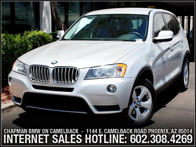 2012 BMW X3 xDrive28i 33118 miles 1144 E Camelback Summer is here and the deals are sizzling C