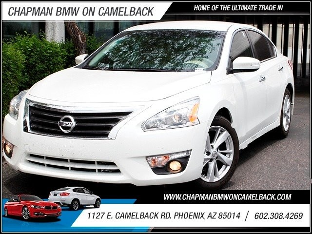 2013 Nissan Altima 25 SL 26326 miles 1127 E Camelback BUY WITH CONFIDENCE Chapman BMW Us