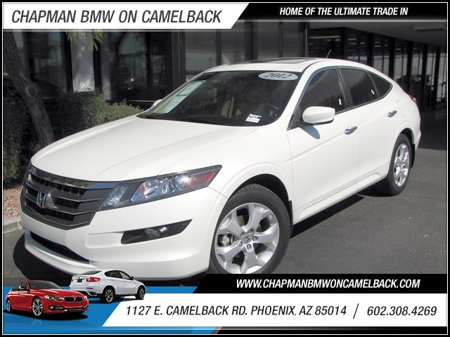 2012 Honda Crosstour EX-L wNavi 45249 miles Remainder of Manufacturers Power Train Warranty 4 Wh