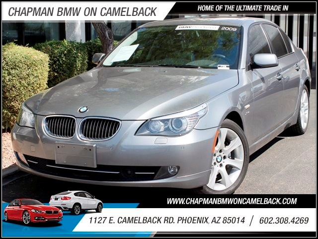 2009 BMW 5-Series 535xi 56300 miles 1127 E Camelback BUY WITH CONFIDENCE Chapman BMW is l