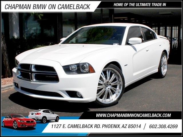 2012 Dodge Charger RT Hemi 44318 miles 1127 E Camelback BUY WITH CONFIDENCE Chapman BMW